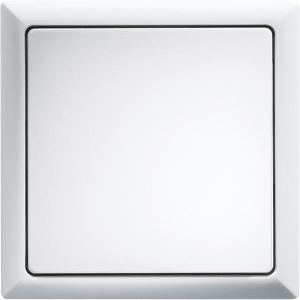 Blind cover BLF-wg for R1F, R2F and R3F,  pure white glossy