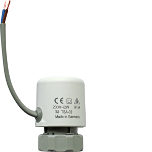 Thermal actuators TSA02NC-230V