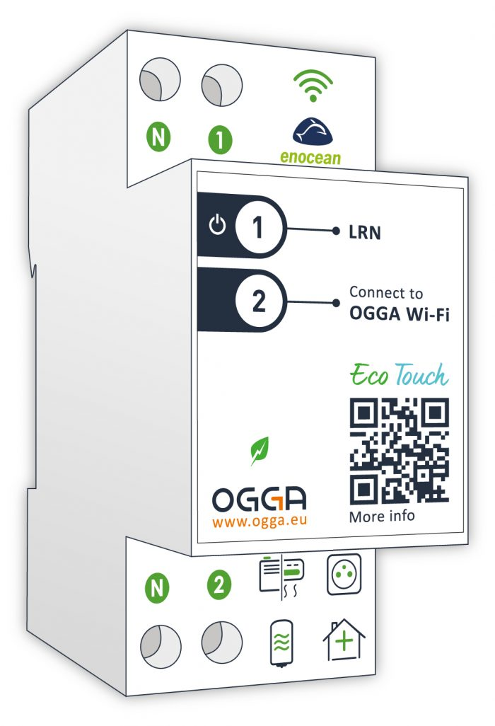 Eco-Touch (Smart Energy Manager)