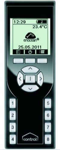 EnOcean Easyclickpro miniature handheld, black, 128 channels