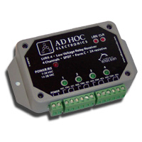 Mulit-channel Relay Receiver