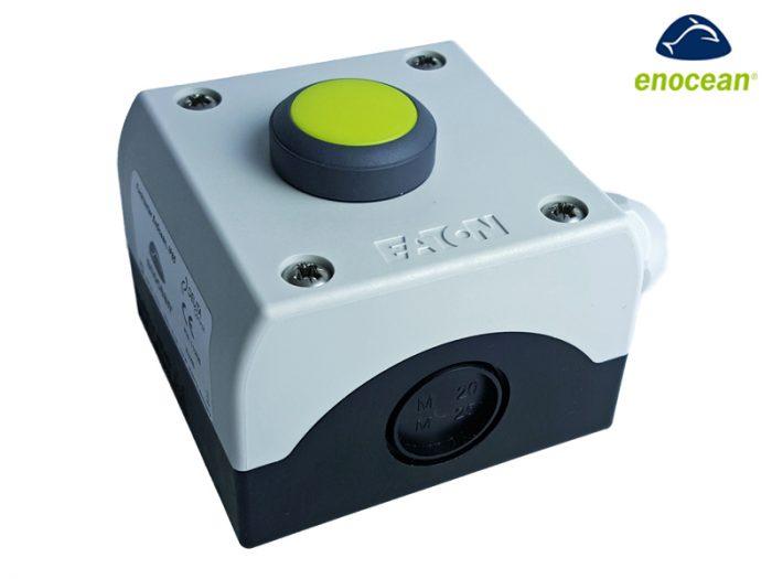 AL-220-00-868 EnOcean push-button AP IP65, 230V AC