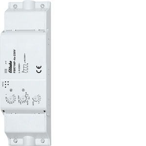 Wireless actuator 4-channel impulse switch with integrated relay function FSR71NP-4x-230V