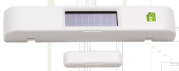 IQfy – Window Sensor with Magnet Contact