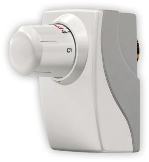 Kieback&Peter en:key Wireless Heating Valve