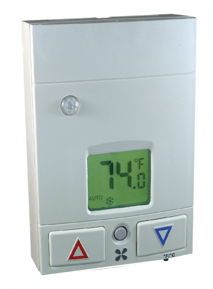 24V Intelligent Thermostat with Occupancy Sensor