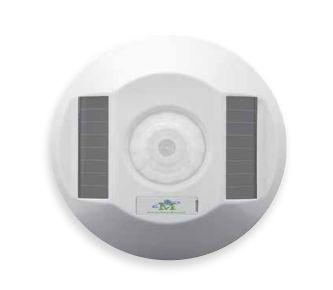 Self-Powered Wireless Light Sensor