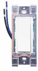 Integrated Wireless Light Switch