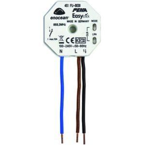 EnOcean Easyclickpro baldachin receiver, 1-channel
