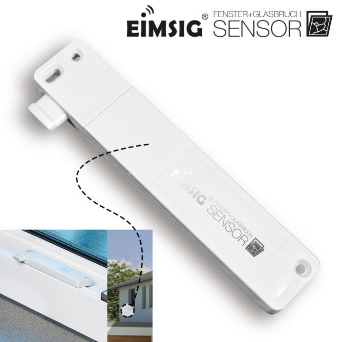 EiMSIG Window and Glass Breakage Sensor