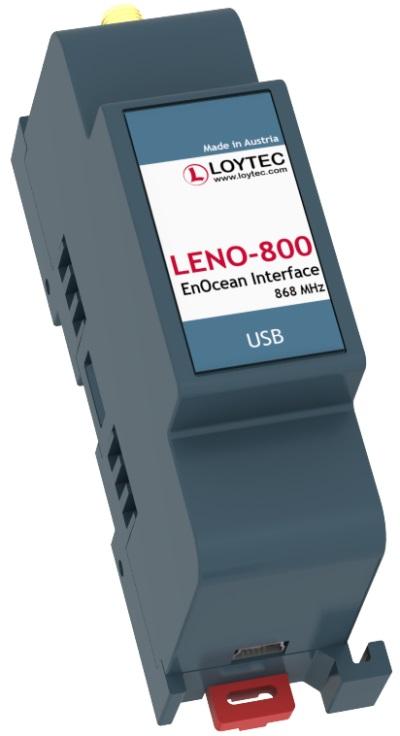 LENO-800 EnOcean Interface