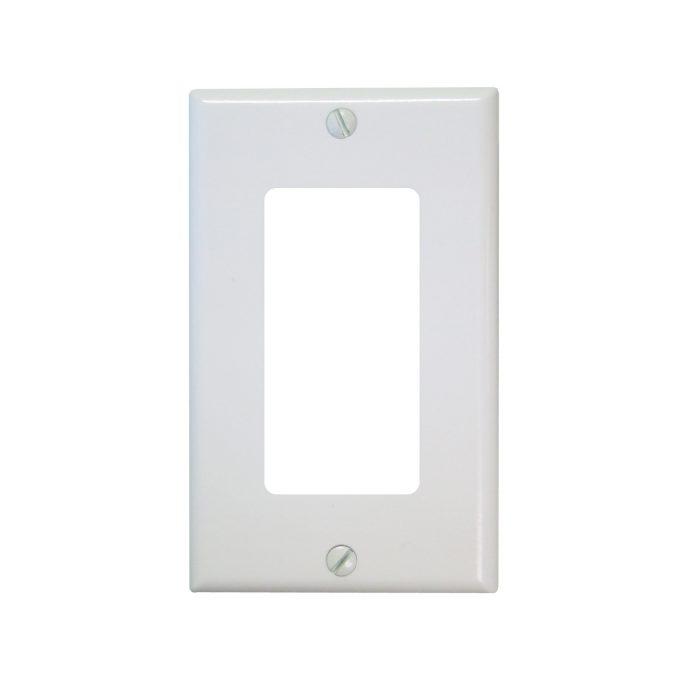 Wireless Wall Transmitter Switch Cover Plate – WSTP-W
