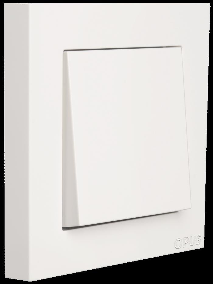 """OPUS® 55 """"Kubus"""" cover frame"""