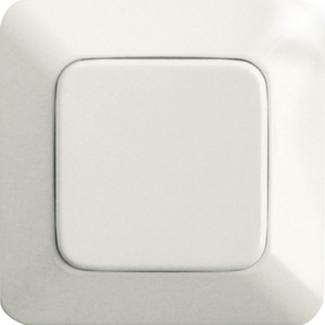 Wireless pushbutton FT55RS-alpinweiß, alpine white