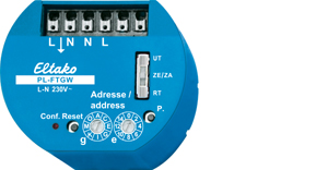 Powerline Pushbutton gateway PL-FTGW