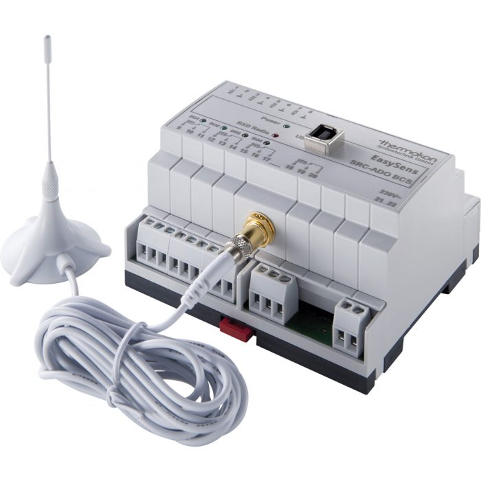 EasySens® SRC-ADO 4AA/2DA 24 V