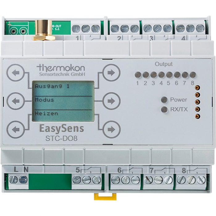 EasySens® STC-DO8 24 V