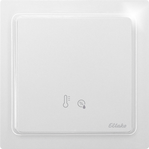 Wireless humidity temperature sensor FFTF65B-wg