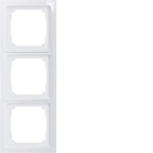 Universal frame E-Design R3UE55-wg, internal dimensions 55x55mm