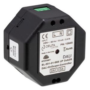 BL-201-01-868 UP 2x ADR, EnOcean-DALI-Controller