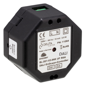BL-201-03-868 UP RGB, EnOcean-DALI-Controller