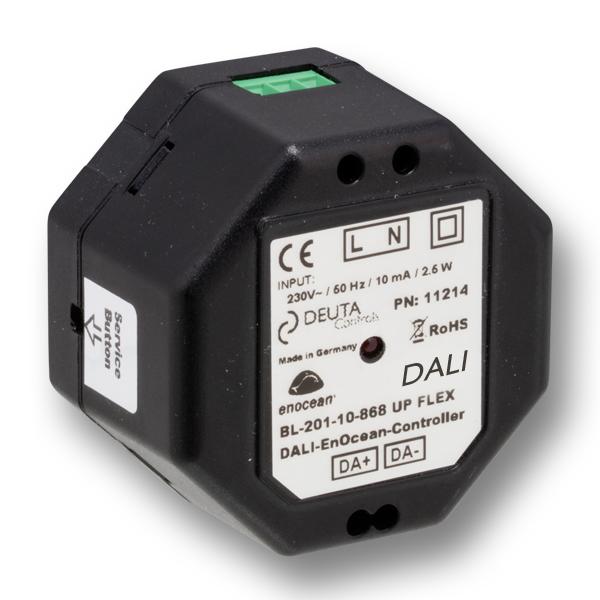 BL-201-10-868 UP FLEX, EnOcean-DALI-Controller
