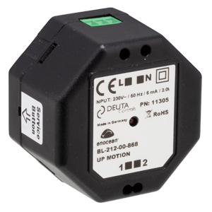 BL-212-00-868 UP MOTION, EnOcean-Adaptor for standard motion detector