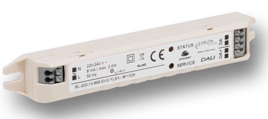 BL-202-10-868 EVG FLEX, EnOcean-DALI-Controller