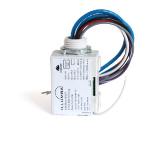 0-10v 20a Dimming Area Controller