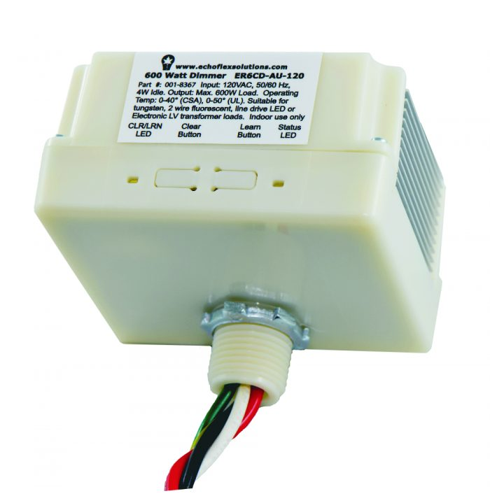 ER6CD 600 Watt Phase Adaptive Dimmer