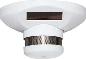 Wireless smoke detector FRWB-rw, pure white