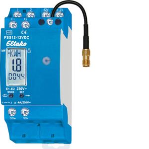 Wireless Energy Meter Transmitter Module FSS12-12V DC