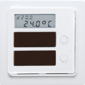Wireless temperature controller with display FTR55DSB-wg