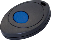 Wireless pushbutton tracker FTTB, without wire
