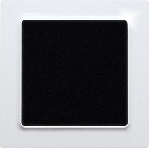 Eltako Wireless proximity sensor FNS55EB-wg, pure white glossy