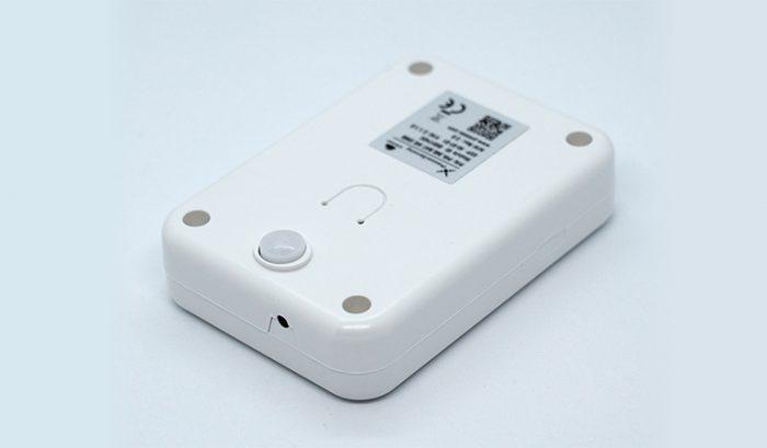 Wireless Table Occupancy Sensor – Pressac